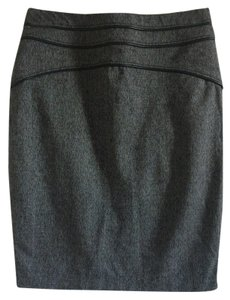 BCX Mini Skirt Gray