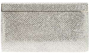 Jimmy Choo Lame Glitter Clutch