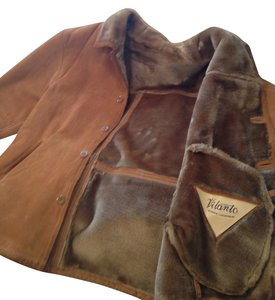 Vilanto Leatherwear (Men's) Coat
