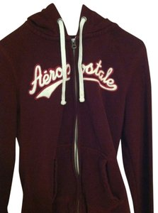 Aéropostale Sweater, Hoodie, Red, Comfy, New, Once, Winter