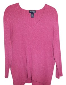 Venezia by Lane Bryant Sparkle Thread Sweater
