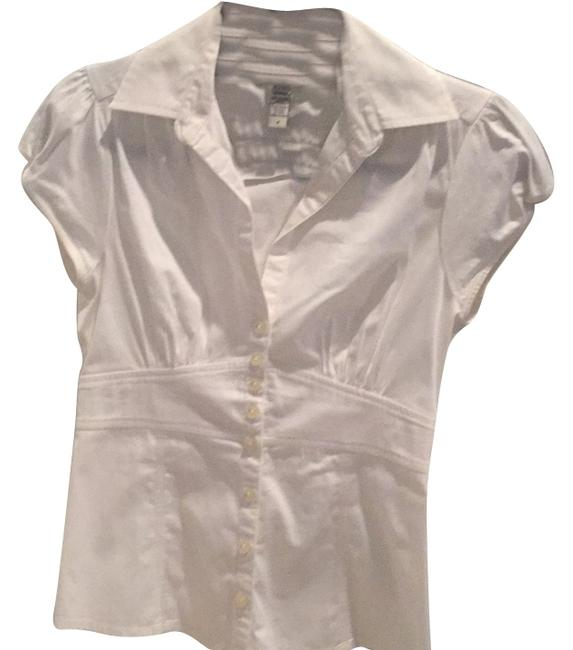 Preload https://item1.tradesy.com/images/banana-republic-white-button-down-top-size-0-xs-9936625-0-1.jpg?width=400&height=650