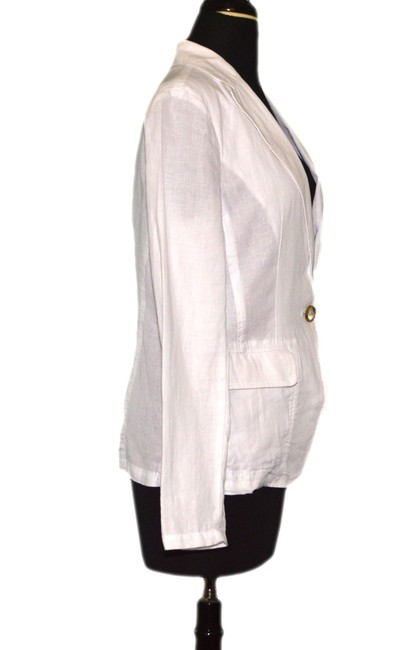Stile Benetton white Blazer