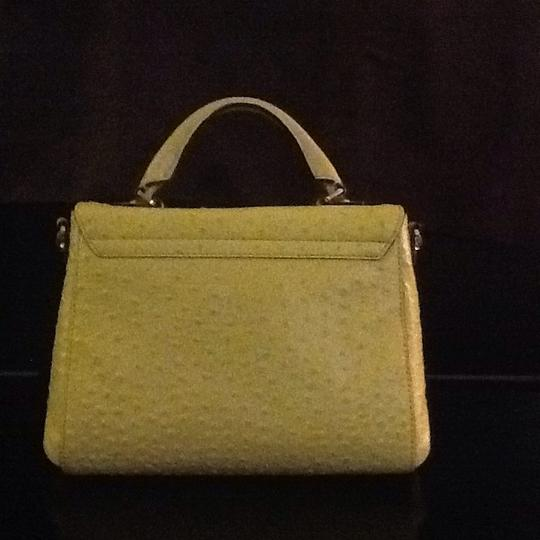 Kate Spade Satchel in Electric Lime