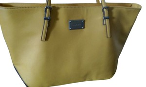 Nine West Tote in yellow