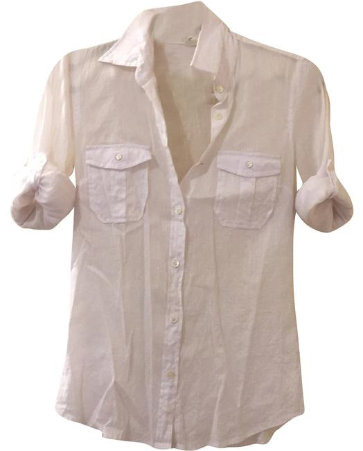 Preload https://img-static.tradesy.com/item/9937723/jcrew-white-shirt-blouse-size-4-s-0-1-650-650.jpg