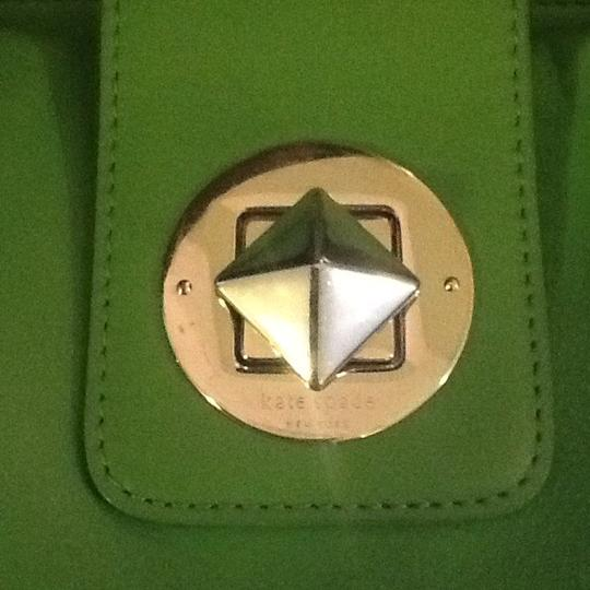 Kate Spade Green Travel Bag