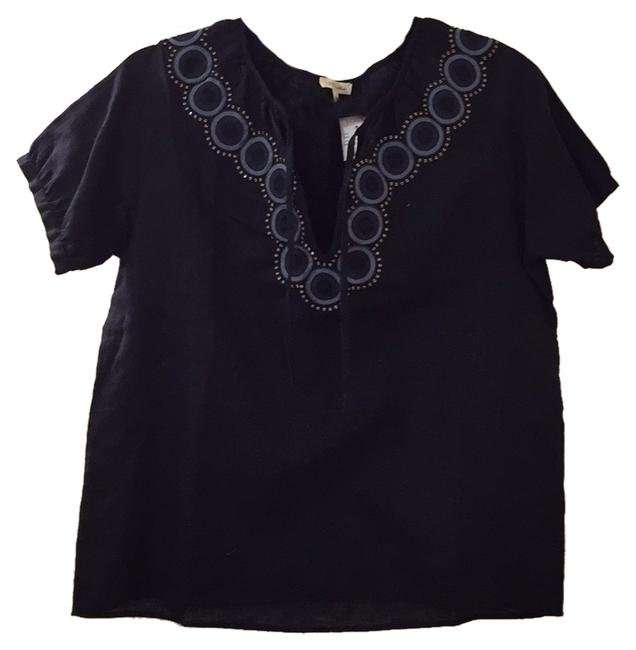 Preload https://item4.tradesy.com/images/jcrew-navy-blouse-size-4-s-9938218-0-1.jpg?width=400&height=650