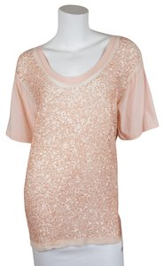 Stella McCartney Top Peach