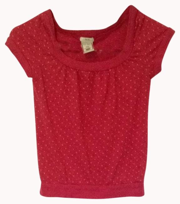 Old Navy T Shirt Dark Pink