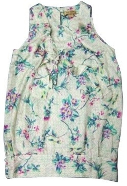 Preload https://item5.tradesy.com/images/karen-zambos-cream-with-flowers-cocktail-dress-size-6-s-994-0-0.jpg?width=400&height=650