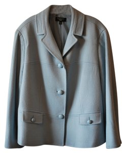 Talbots Pale Blue Jacket