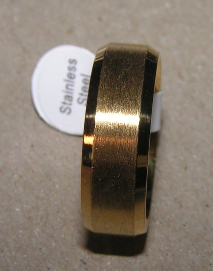Gold Bogo Free Any Listing Filled Free Shipping Men's Wedding Band