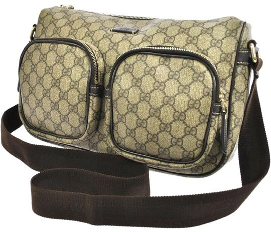 Preload https://item3.tradesy.com/images/gucci-cross-body-shoulder-tote-brown-pvc-leather-vtg-italy-m09803-messenger-bag-9940237-0-2.jpg?width=440&height=440