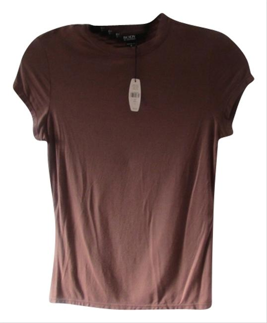 Preload https://item3.tradesy.com/images/victoria-s-secret-brown-body-collection-tee-shirt-size-4-s-9940447-0-1.jpg?width=400&height=650