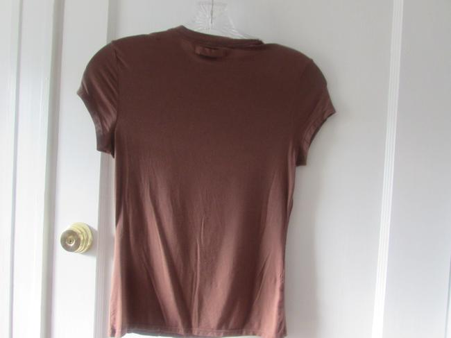 Victoria's Secret Body Collection T Shirt brown