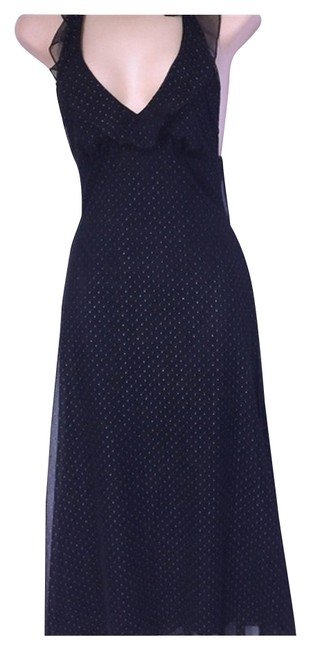 Preload https://item4.tradesy.com/images/betsey-johnson-sexy-stretch-halter-p-knee-length-cocktail-dress-size-2-xs-9940798-0-1.jpg?width=400&height=650