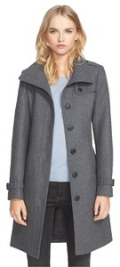 Burberry Rushfield Wool Trench Trench Coat