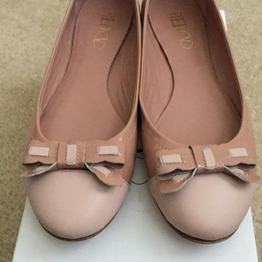 RED Valentino Blush pink /nude Flats