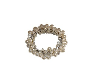 Vintage Fabulous Faux Pearl Stretch