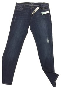 KUT from the Kloth Boyfriend Cut Jeans-Distressed