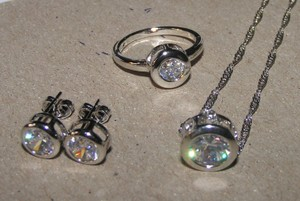 3pc Complete Jewelry Set Free Shipping
