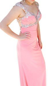 Tony Bowls Beaded Elegant Dress