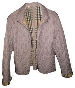 Burberry Light purple/mauve Jacket