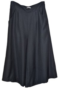 BB Dakota Black Culottes Date Night Pants