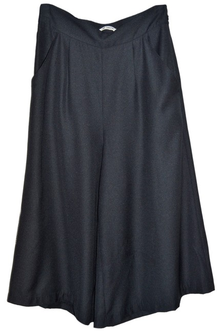 BB Dakota Black Culottes Date Night Night Out Office Pants
