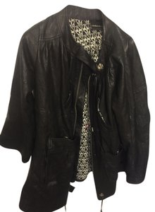 Thomas Wylde Runway Leather Leather Jacket