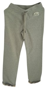 Burberry Relaxed Pants Grey