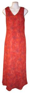 Red Maxi Dress by Maggy London