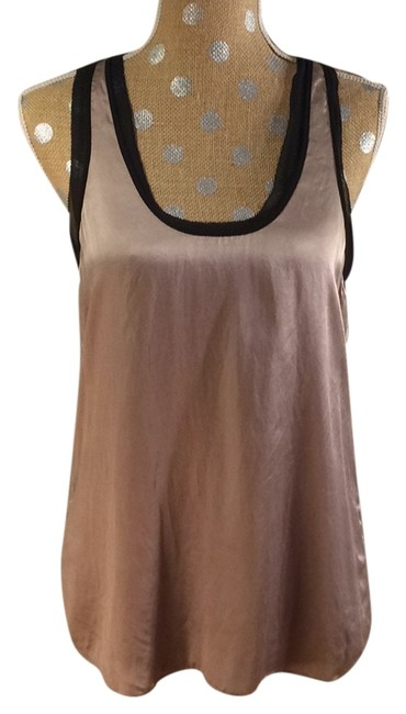 Preload https://item4.tradesy.com/images/banana-republic-silk-and-mesh-layered-flowy-tank-topcami-size-4-s-9945118-0-1.jpg?width=400&height=650