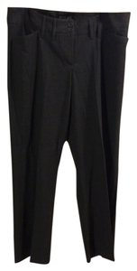 Lane Bryant Trouser Pants Dark Gray