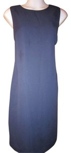 Navy Blue Maxi Dress by Maggy London