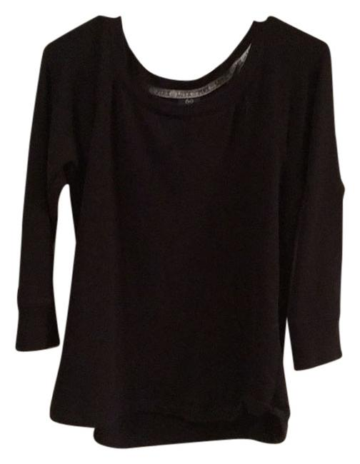 Preload https://item1.tradesy.com/images/pink-blac-sweaterpullover-size-8-m-9945760-0-1.jpg?width=400&height=650