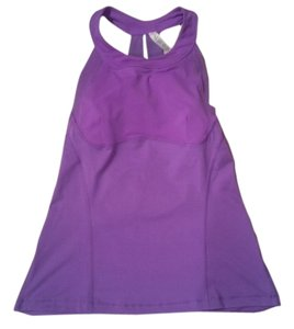 Lululemon NWT Lululemon Purple RUN Make It Count Tank