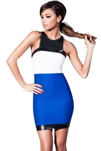 short dress as shown Peplum on Tradesy