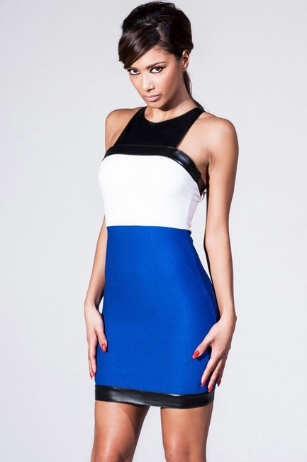 Other short dress as shown Peplum Fashion Mini on Tradesy