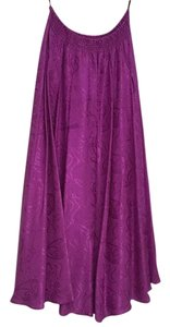 Diane Freis Ltd. Maxi Skirt Purple