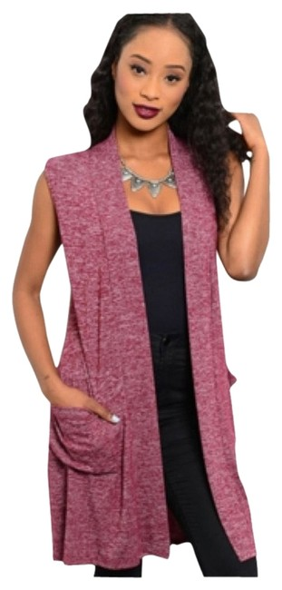 Preload https://img-static.tradesy.com/item/9950434/new-photos-addedrose-pink-oversized-ribbed-look-with-pockets-cardigan-size-6-s-0-2-650-650.jpg