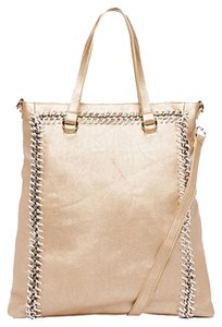 Elise Hope Tote in gold