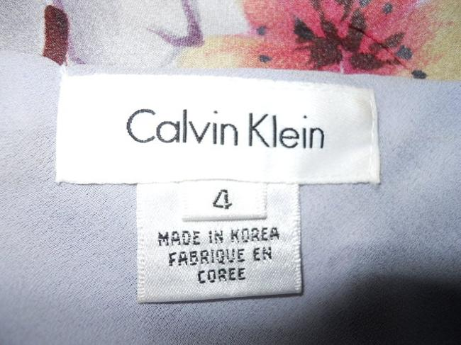 Calvin Klein Silk Dress