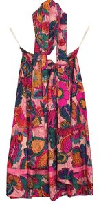 Diane Freis Ltd. Skirt Colorful silk geometrics