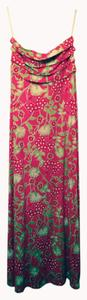 Pink Floral Maxi Dress by Lilly Pulitzer