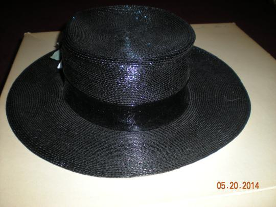 gwenn pennington exclusive Gwenn Pennington Exclusive New York/Paris Black/White Hat