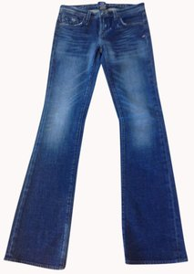 Genetic Denim Super Soft Boot Cut Jeans-Medium Wash