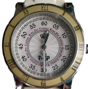 Juicy Couture White Jelly Watch