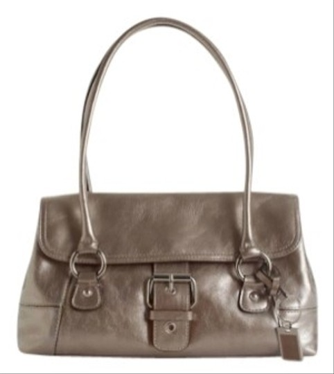 Preload https://item5.tradesy.com/images/gianni-bini-glazed-brown-leather-satchel-99554-0-0.jpg?width=440&height=440